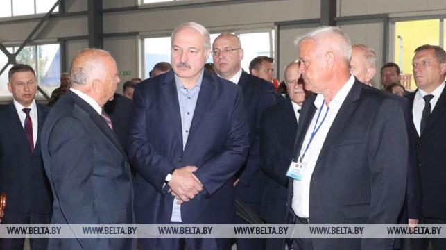 Александр Лукашенко намерен в каждой области посетить отдаленные райцентры