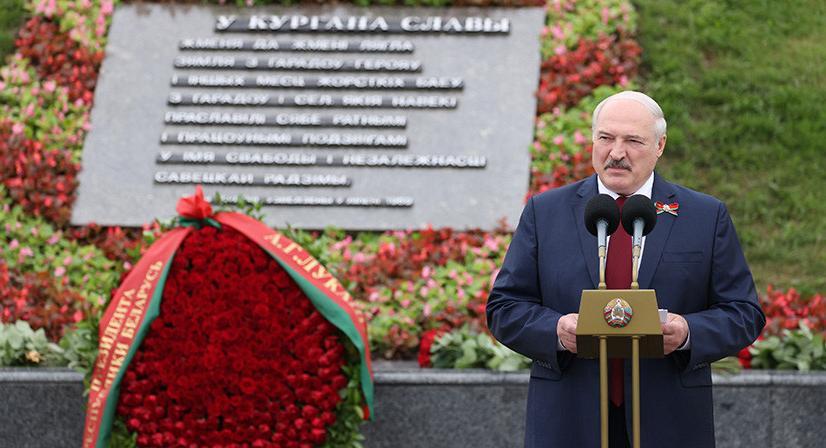 Александр Лукашенко призвал молодежь сохранить независимую Беларусь и ее достижения