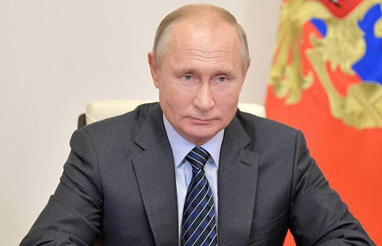 Владимир Путин: навязывание белорусскому народу решений извне недопустимо