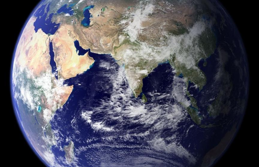 Медленно, но верно: гигантская плита под Индийским океаном раскалывается