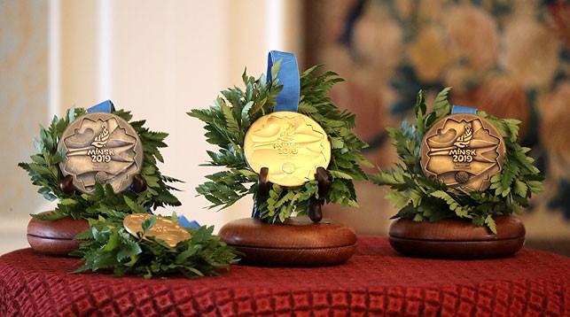 Участники II Европейских игр сегодня разыграют 36 комплектов наград