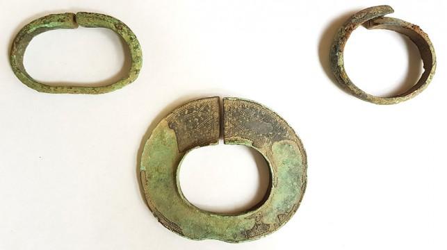 Украшения X века нашли археологи возле Гольшан