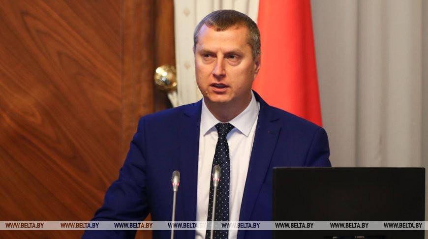 Дмитрий Крутой: Беларусь не заключала контрактов на поставки нефти из США
