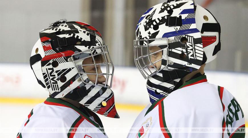 ФОТОФАКТ: Областные соревнования среди детей и подростков по хоккею «Золотая шайба» прошли в Лиде