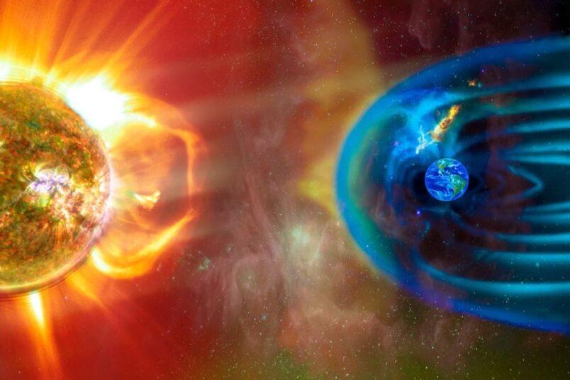 Затяжная магнитная буря накроет Землю в январе. Как уберечься от влияния геошторма