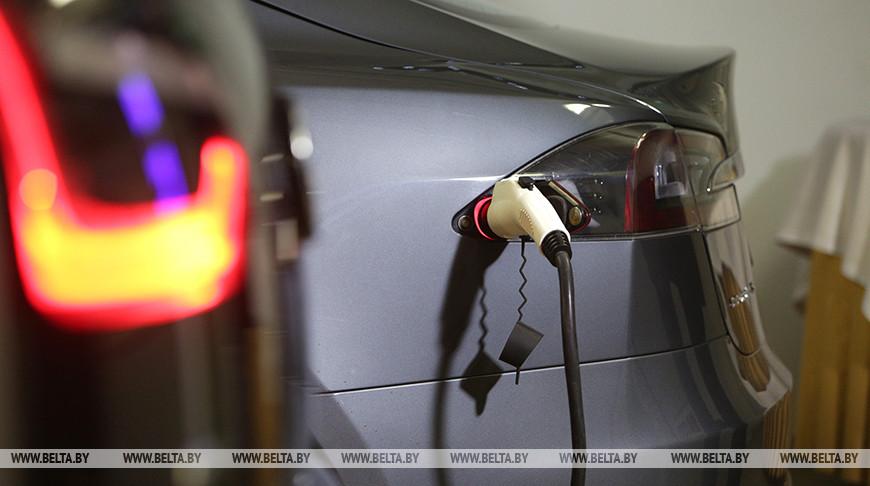 В Беларуси скорректирован перечень мест размещения электрозарядных станций