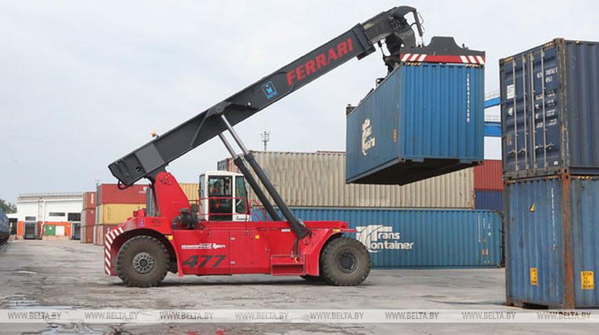 БЖД в 2019 году увеличила объем контейнерных перевозок на 15%
