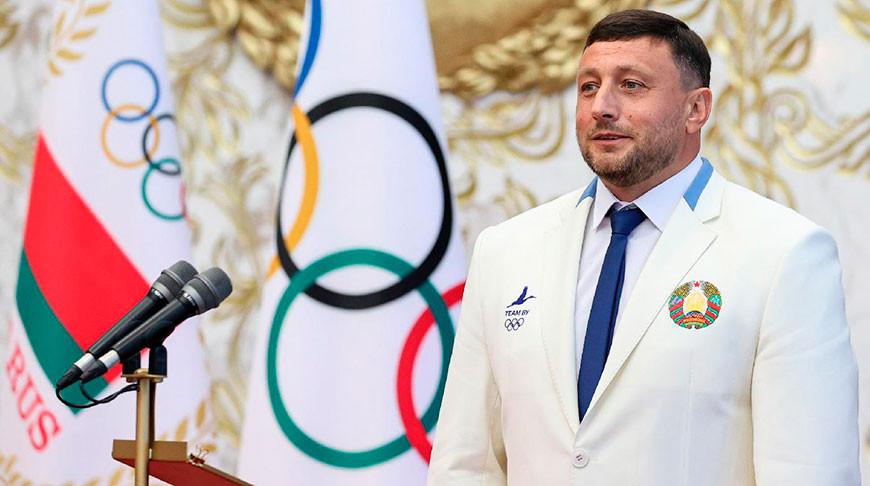 Капитану олимпийской сборной Беларуси Ивану Тихону исполнилось 45 лет