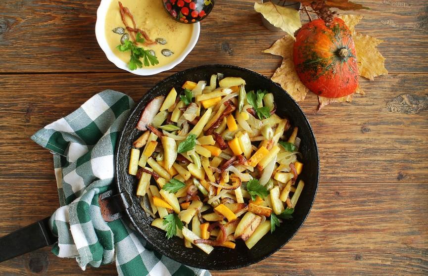 В чем вред жареной картошки?