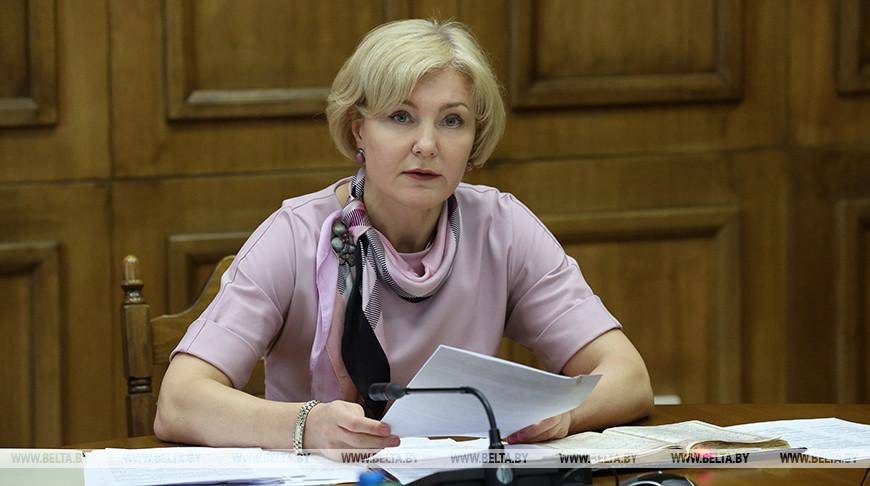 Ольга Чуприс: в основе корректировки уголовного законодательства — справедливость и сбалансированность