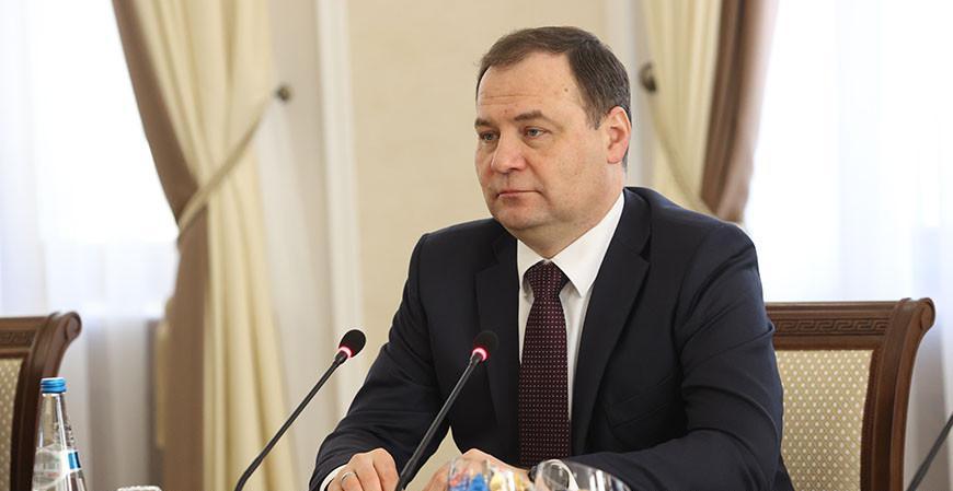 """Проект указа по проекту """"Северный берег"""" будет рассмотрен Президентом в ближайшее время - Роман Головченко"""