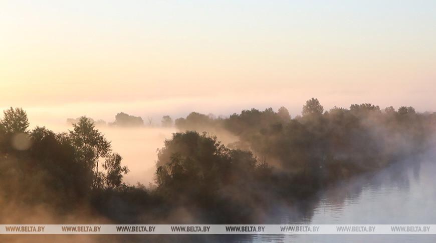 Кратковременные дожди и туман ожидаются 29 сентября в Беларуси