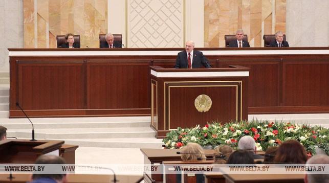 Президентские выборы в Беларуси пройдут в 2020 году