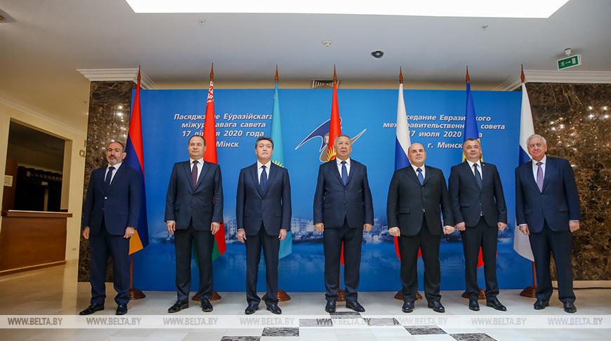 Премьер-министры стран ЕАЭС приняли план борьбы с COVID-19