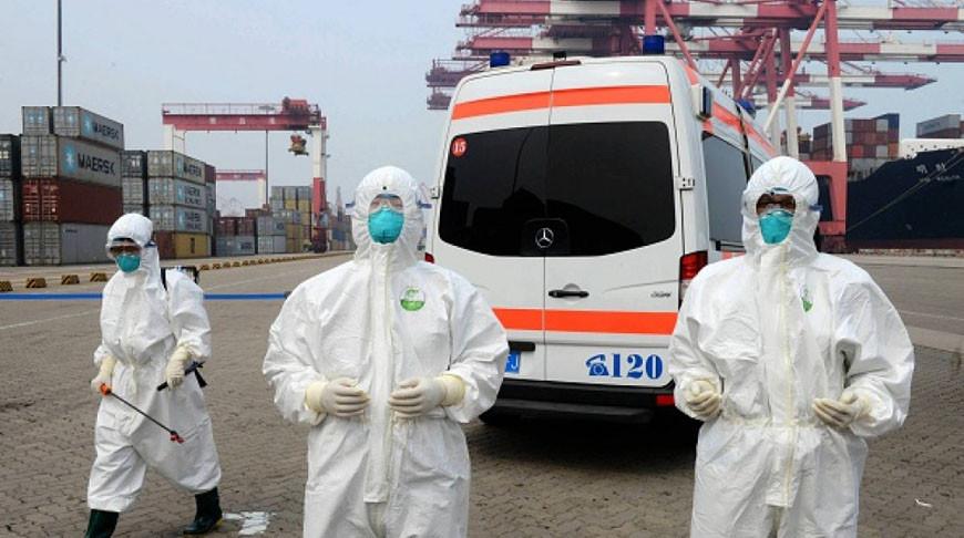 В Китае уже 45 человек инфицированы вирусом пневмонии нового типа