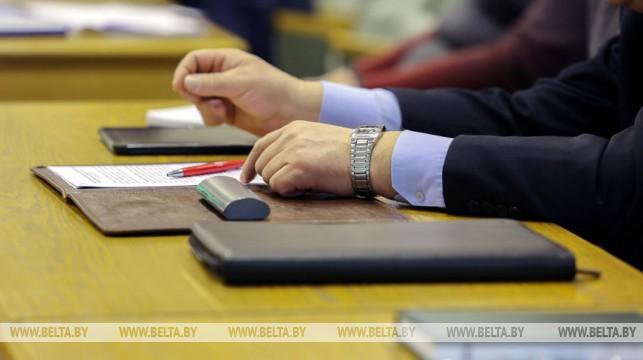 Пленарное заседание I Форума регионов Беларуси и Узбекистана пройдет в Минске