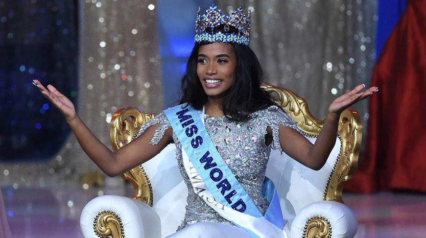 Мисс мира стала красавица из Ямайки, белоруска Анастасия Лавринчук отмечена в двух номинациях