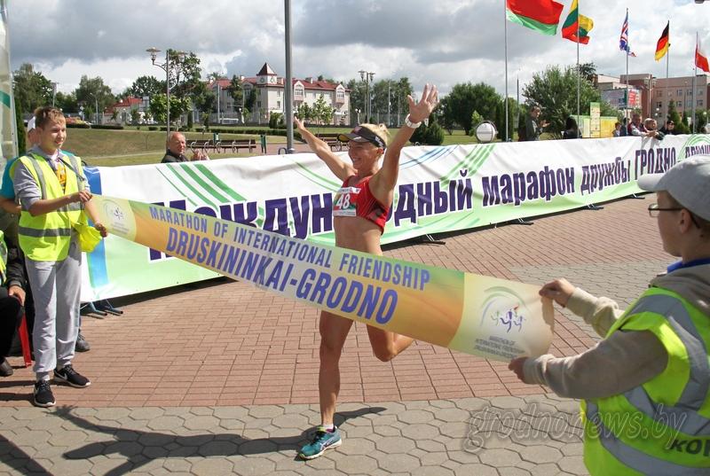В Гродно пройдет IX Международный марафон дружбы «Гродно-Друскининкай»