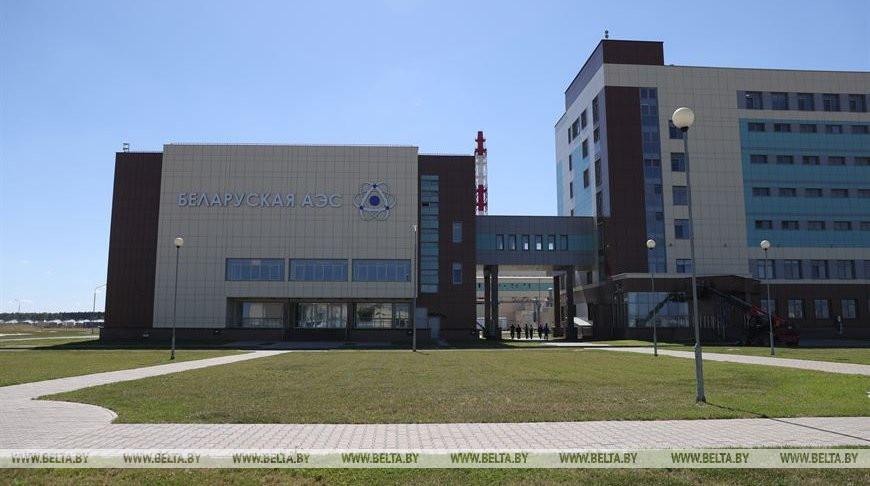 На первом энергоблоке БелАЭС начались гидроиспытания реакторной установки