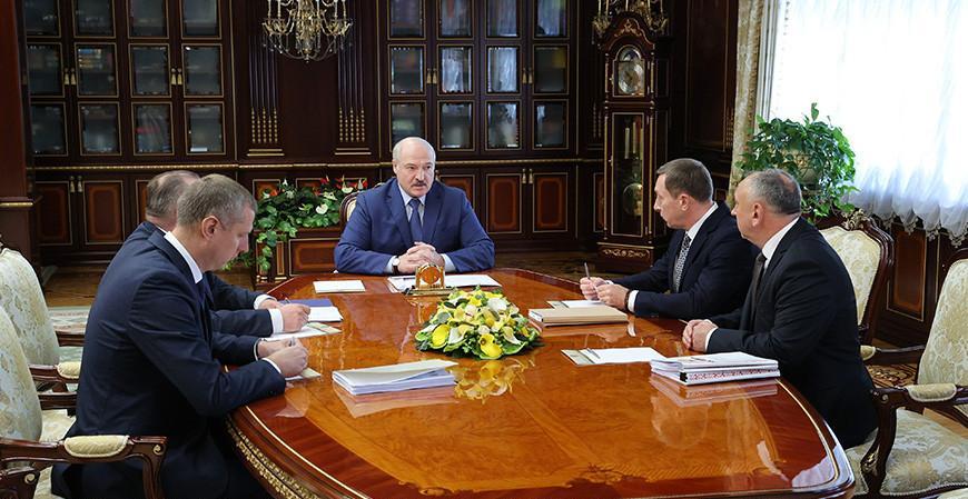 """Александр Лукашенко о развитии """"Великого камня"""": исходить будем из интересов государства и инвесторов"""