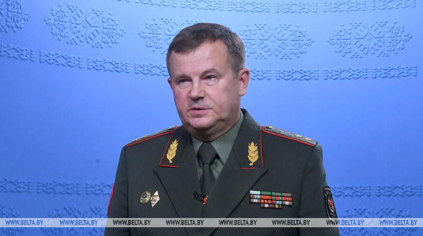 Андрей Равков рассказал, какие меры реагирования примет Беларусь на учения НАТО