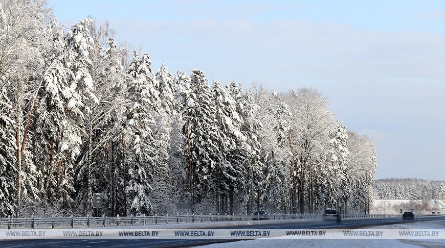 ГАИ призывает водителей быть предельно внимательными на зимних дорогах