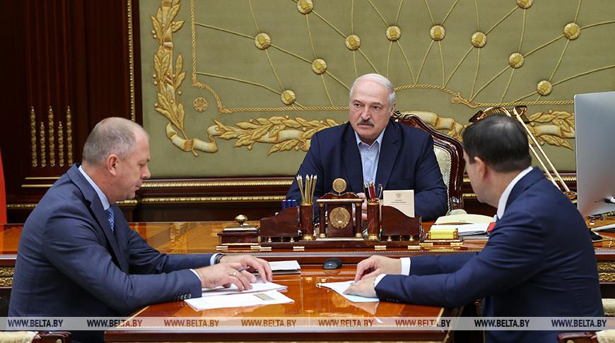 """""""Правда должна быть предъявлена обществу"""" - Александр  Лукашенко заслушал доклад по задержанным россиянам из ЧВК"""