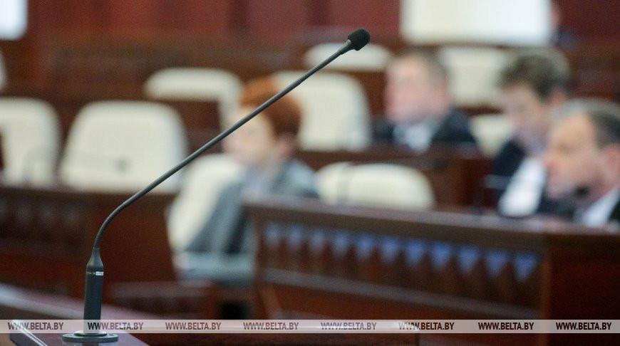 Белорусские депутаты рассмотрят 25 июня в первом чтении поправки в пенсионные законы