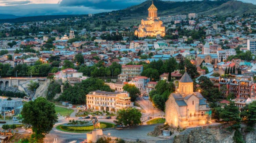 Грузия откроется для иностранных туристов с 1 июля
