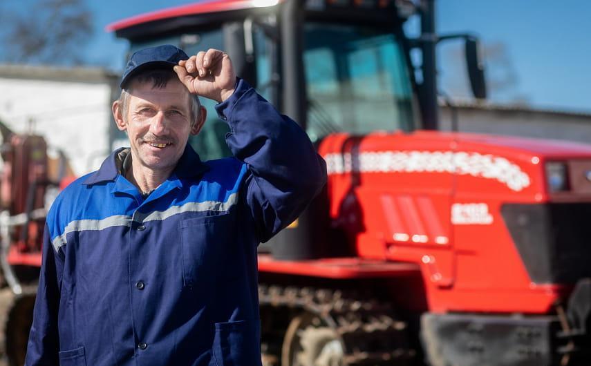Обеспеченность селхозорганизаций Гродненской области механизаторами составляет 91%
