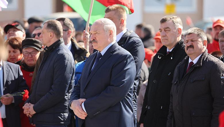 Александр Лукашенко: чернобыльский удар сплотил белорусов в стремлении сохранить пострадавшие регионы