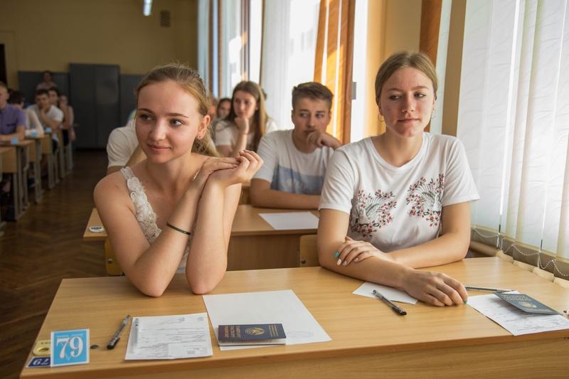 Даты проведения централизованного тестирования в Беларуси. Инфографика