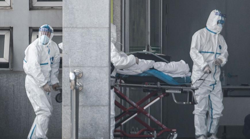 Количество жертв коронавируса в Китае увеличилось до 2870