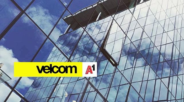 Сотовый оператор velcom станет А1. Компания заявила о масштабном ребрендинге