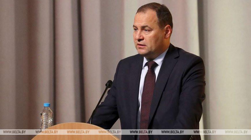 Зарплаты должны соответствовать производительности труда — Роман Головченко
