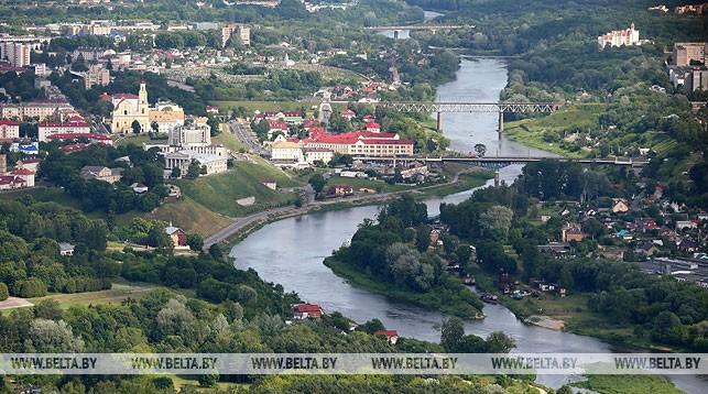 Количество безвизовых туристов в Гродно и окрестностях с начала года возросло на 60%