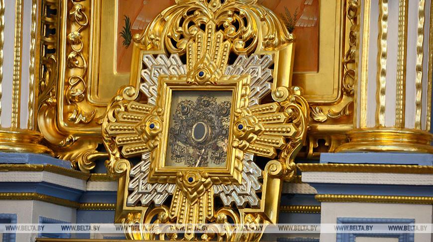 Александр Лукашенко поздравил соотечественников с 500-летием Жировичского монастыря
