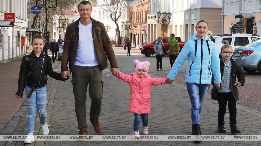Налоговые льготы и обеспечение жильем — как в Беларуси поддерживают многодетных