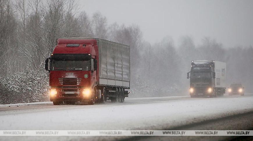 В Беларуси предлагают повысить скоростной режим на 16 участках республиканских автодорог