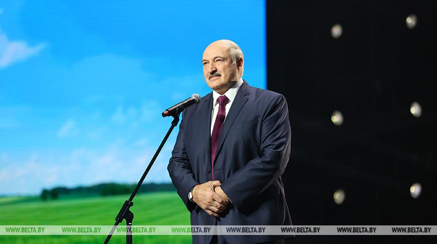Тема недели: Александр Лукашенко на женском форуме «За Беларусь»