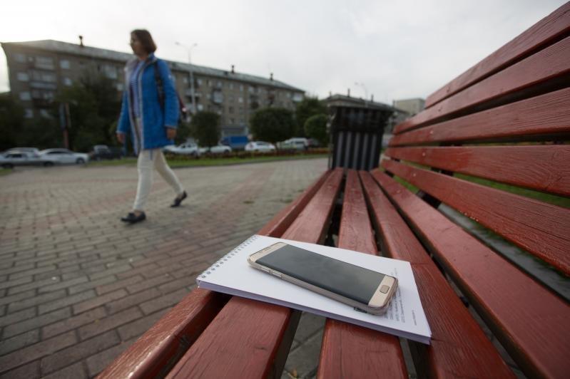 В Вороново у местной жительницы украли мобильный телефон