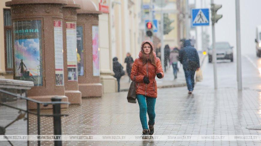 Температура воздуха 2 января была на 4-8 градусов выше нормы