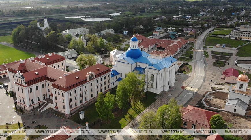 К 500-летию Жировичского монастыря. Интервью с архиепископом Гурием