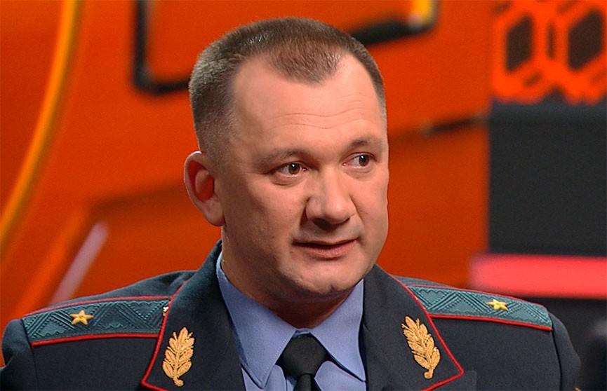 Начальник ГУВД Мингорисполкома Иван Кубраков: Мы не уйдем с улиц, и мы готовы к пресечению любых противоправных действий (+видео)