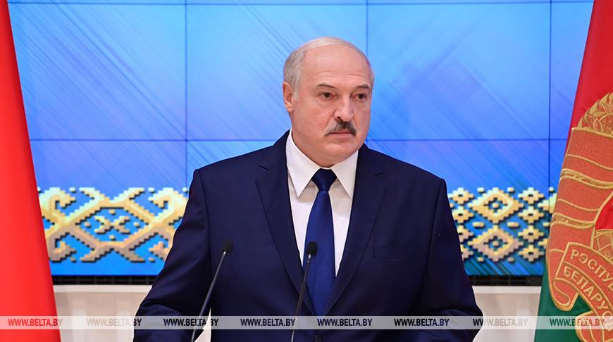 Семь этапов сценария по уничтожению Беларуси - Александр Лукашенко рассказал об истинных замыслах оппонентов