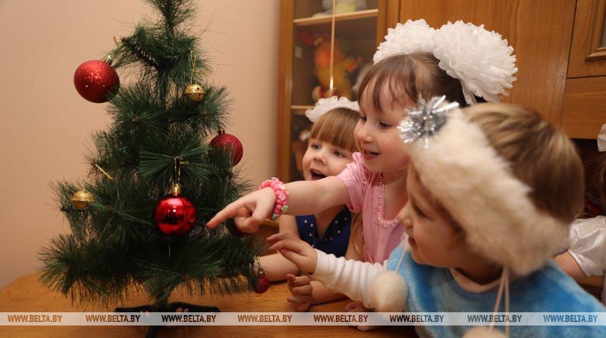 Благотворительная помощь участников акции «Наши дети» составила Br1,3 млн