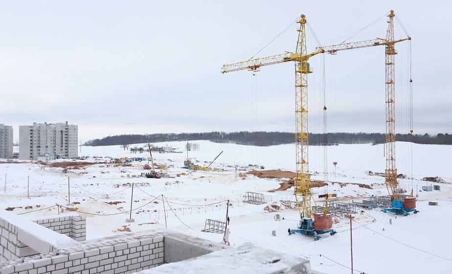 Строительство новой школы началось в микрорайоне Грандичи
