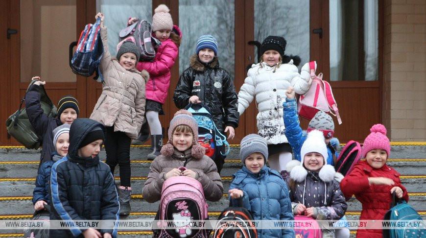 На зимних каникулах в Гродненской области оздоровятся 8 тыс. детей