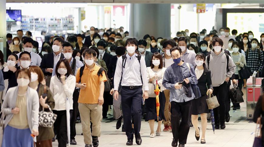 Режим ЧС в Японии отменяется с 25 мая