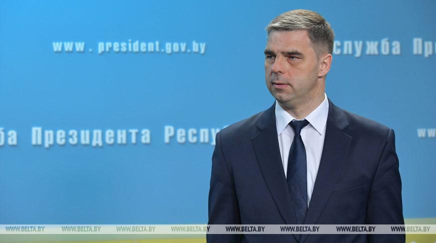 Новый председатель Свислочского райисполкома больше внимания будет уделять работе с людьми